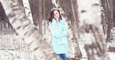 Moda na zimę w 2015 roku - kobiety