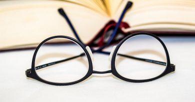 Nowe modne okulary