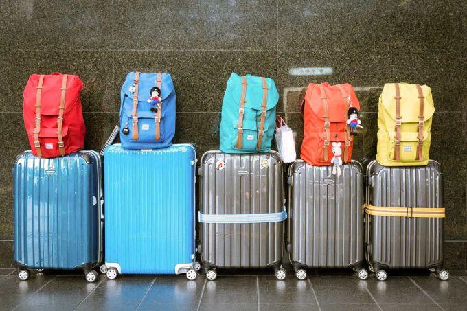 Pakowanie ubrań na wyjazd